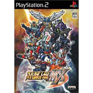 Super Robot Taisen MX [PS2 - Used Good Condition]