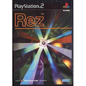 Rez [PS2 - occasion BE]