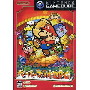 Paper Mario RPG / Paper Mario - The Thousand Year Door [NGC - used good condition]