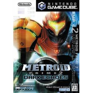Metroid Prime 2 - Dark Echoes [NGC - used good condition]