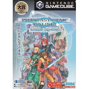 Phantasy Star Online Episode I & II Plus [NGC - occasion BE]