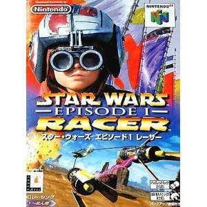 Star Wars Episode 1 Racer [N64 - occasion BE]