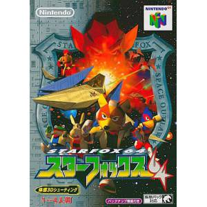 Star Fox 64 / Lylat Wars [N64 - occasion BE]