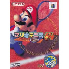 Mario Tennis 64 [N64 - used good condition]