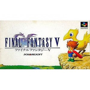 Final Fantasy V  [SFC - Used Good Condition]