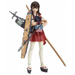 Kantai Collection -Kan Colle- Akagi [Figma 222]