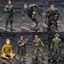 Metal Gear Solid 5 Ground Zeroes - Plastic Model Set [Kotobukiya]