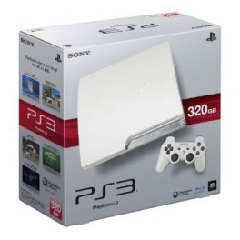 PlayStation 3 Slim 320GB Classic White [brand new]