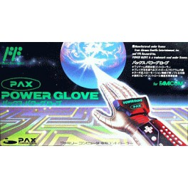 Power Glove Controller [FC - Used Good Condition]