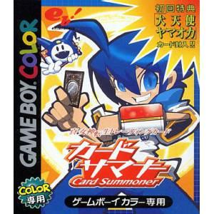 Shin Megami Tensei Trading Card - Card Summoner [GBC - occasion BE]
