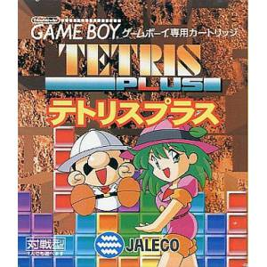 Tetris Plus [GB - Used Good Condition]