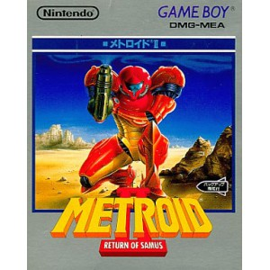 Metroid 2 - Return of Samus [GB - Used Good Condition]