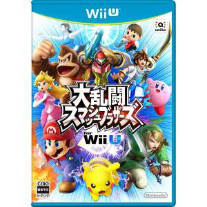 Super Smash Bros. [Wii U]
