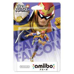 Amiibo Captain Falcon - Super Smash Bros. series Ver. [Wii U]