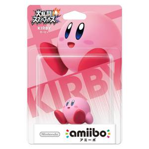 FREE SHIPPING - Amiibo Kirby - Super Smash Bros. series Ver. [Wii U / Switch]
