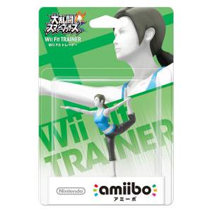 Amiibo Wii Fit Trainer - Super Smash Bros. series Ver. [Wii U]