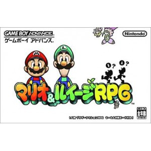 Mario & Luigi RPG / Mario & Luigi Superstar Saga [GBA - Used Good Condition]