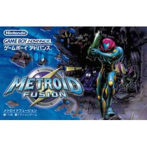 Metroid Fusion [GBA - Used Good Condition]