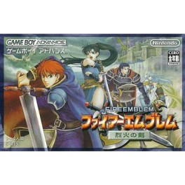 Fire Emblem - Rekka No Ken [GBA - Used Good Condition]