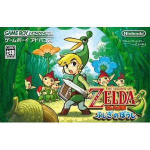 Zelda no Densetsu - Fushigi no Boushi / The Legend of Zelda - The Minish Cap [GBA - occasion BE]