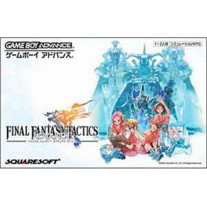 Final Fantasy Tactics Advance [GBA - occasion BE]