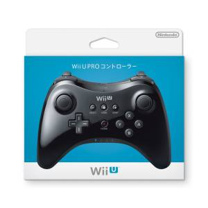 Wii U Pro Controller (Black) [Nintendo / WUP-005]