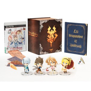 Tales of Zestiria - Bandai-Namco Lalabit Market Limited Edition [PS3]