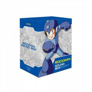Rockman X Sound Box [OST]