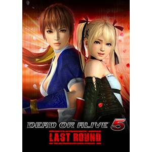 DEAD OR ALIVE 5 Last Round - Strongest Package Amazon.co.jp & Gamecity Limited [Xbox One]