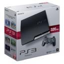 PlayStation 3 Slim 320GB Charcoal Black [Used]