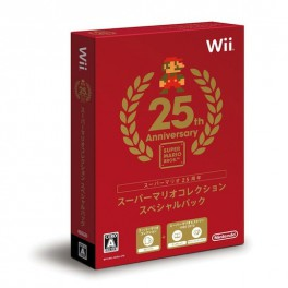 Super Mario Collection Special Pack (Wii)