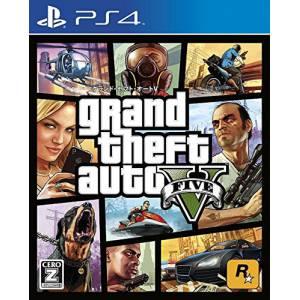 Grand Theft Auto V - 1st print [PS4]