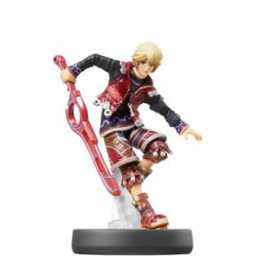 Amiibo Shulk - Super Smash Bros. series Ver. [Wii U]