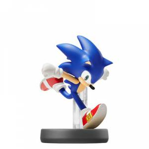 Amiibo Sonic - Super Smash Bros. series Ver. [Wii U]