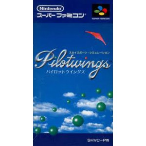 Pilotwings [SFC - Used Good Condition]