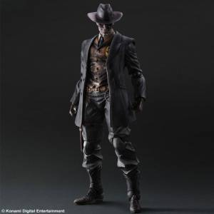Metal Gear Solid V: The Phantom Pain - Skull Face [Play arts Kai]