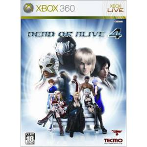 Dead or Alive 4 [X360 - Used Good Condition]