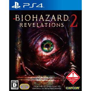 BioHazard / Resident Evil Revelations 2 - Standard Edition [PS4]