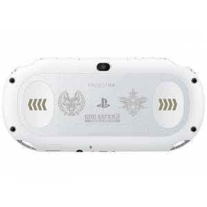 PlayStation Vita × God Eater 2 Rage Burst Limited Edition White [new]