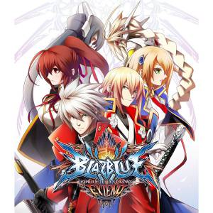 Blazblue Chronophantasma Extend - Famitsu DX Pack [PS4]