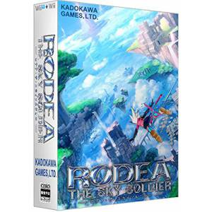 Rodea the Sky Soldier [Wii U]
