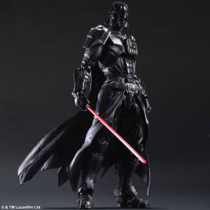 Star Wars - Darth Vader [Play Arts Kai Variants]