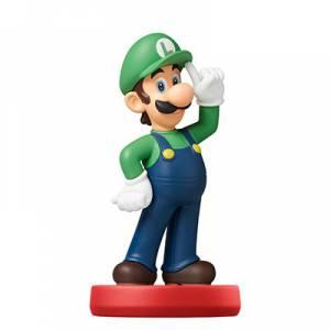 Amiibo Luigi - Super Mario series Ver. [Wii U]