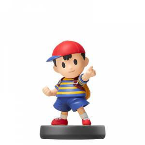 Amiibo Ness - Super Smash Bros. series Ver. [Wii U]