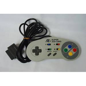 Super Famicom Turbo Controller - Super Joy Card [SFC - Used Good Condition / loose]