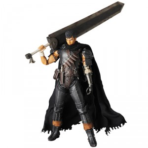 Berserk - Guts [Real Action Heroes]