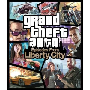 Grand Theft Auto - Episodes From Liberty City [PS3 - Used Good Condition]