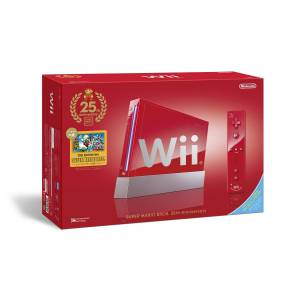 . Wii - Super Mario 25th Anniversary Edition [new]