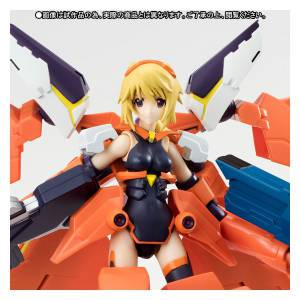 Rafale Revive Custom II (Guardian Curtain) x Charlotte Dunois - Limited Edition [Armor Girls Project]