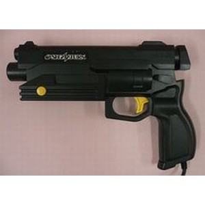 Virtua Gun (Official Sega) [SAT - Used Good Condition / loose]